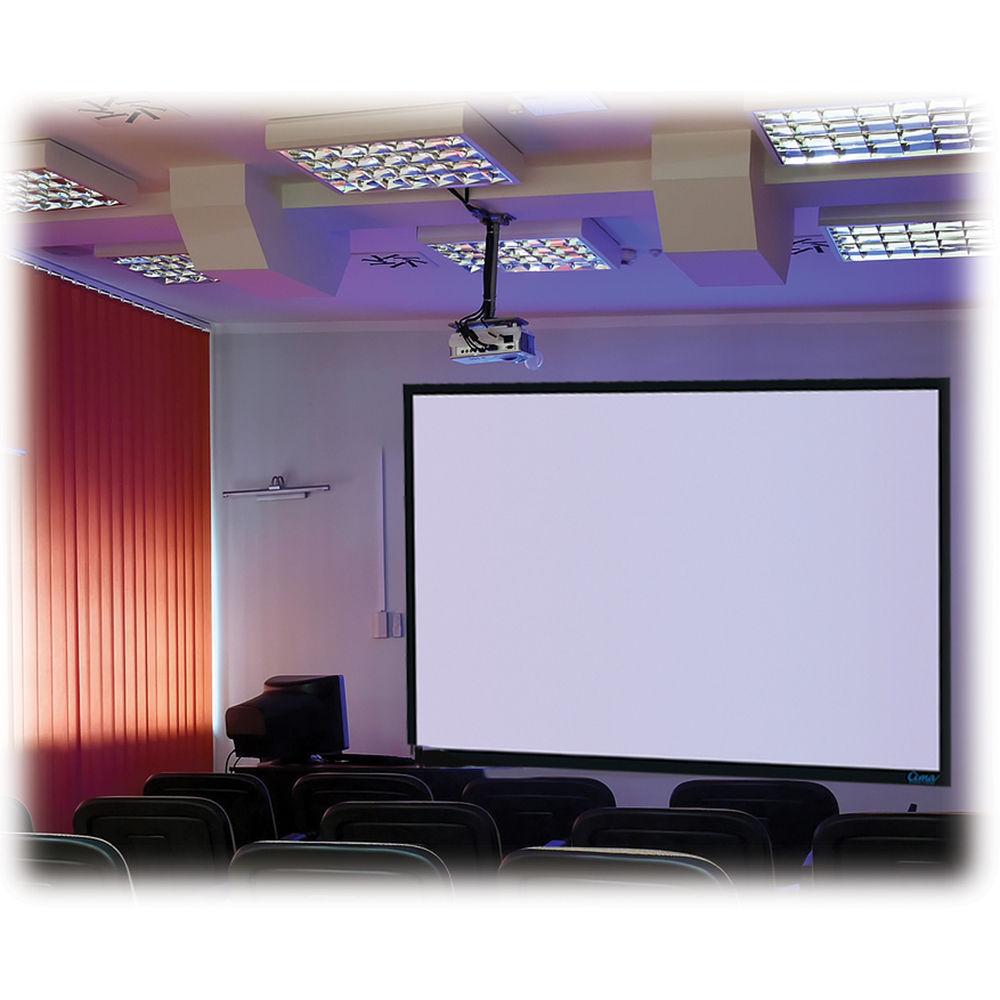 stewart filmscreen cima 110 16 9 hdtv format 00900 2110h. Black Bedroom Furniture Sets. Home Design Ideas