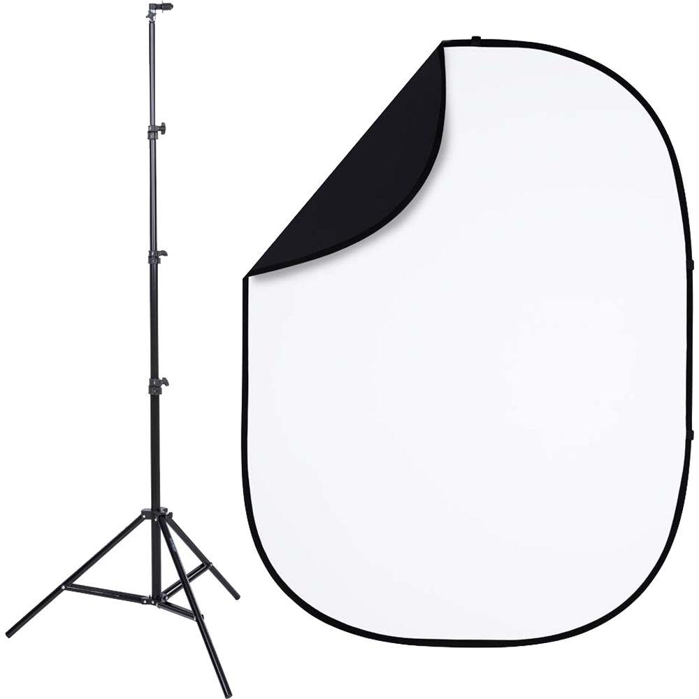 Studio Essentials Pop Up Reversible Background Kit Pb201k
