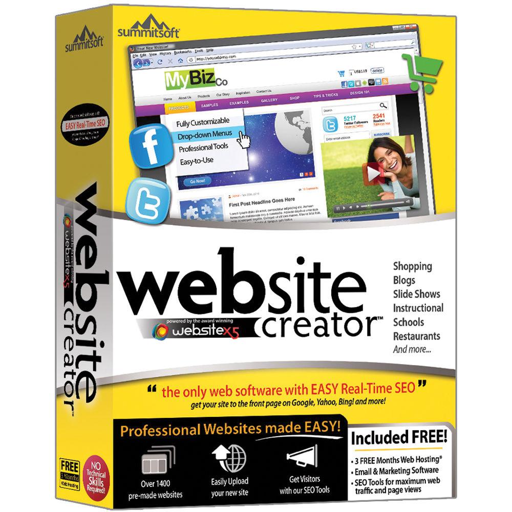 website creater - 2