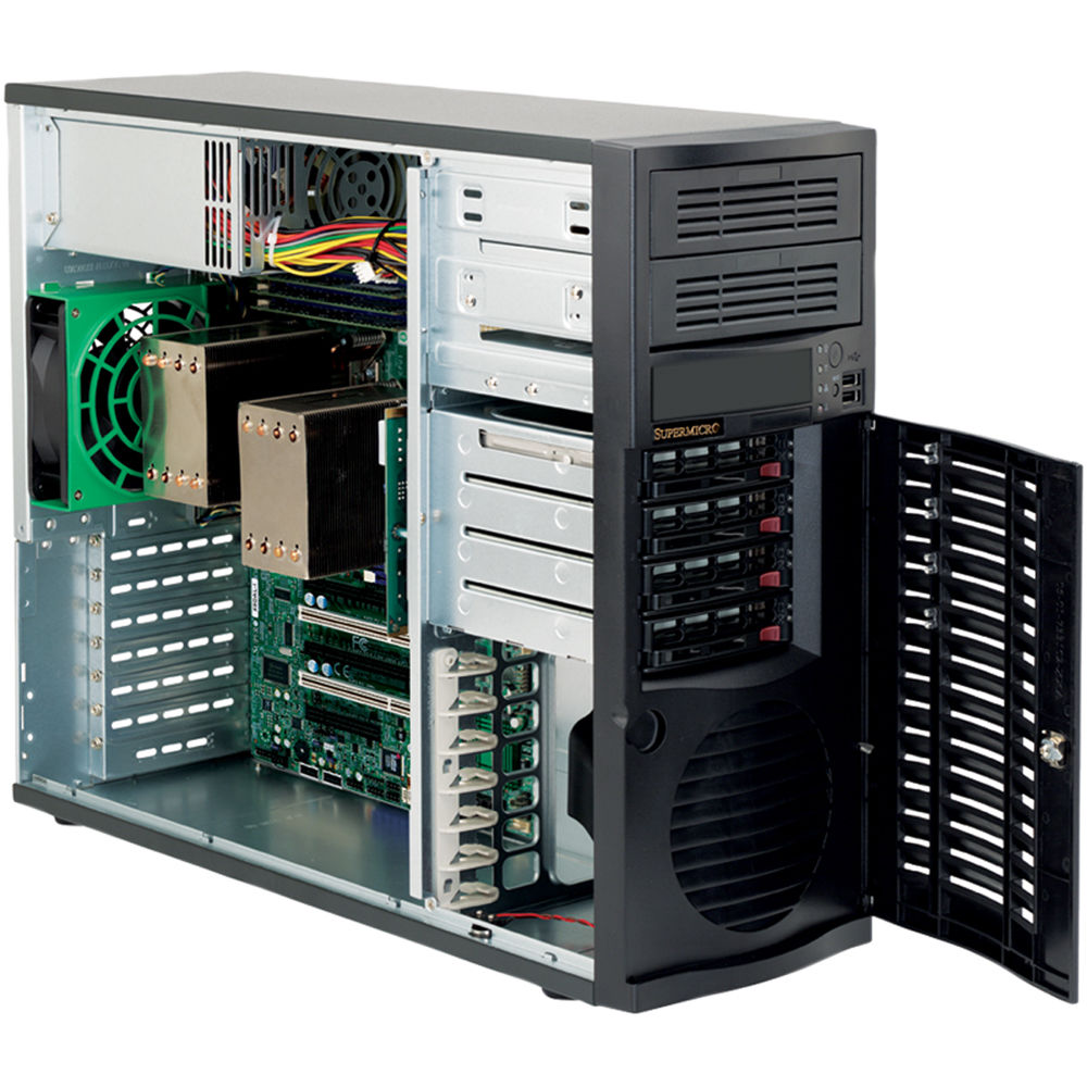 Things You Need To Know About Server Chassis