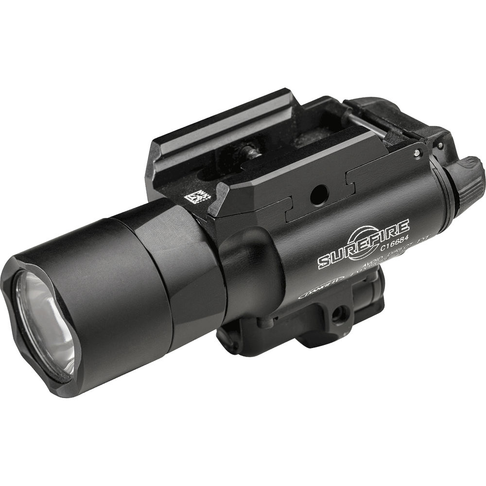 Surefire X400 A Gn Ultra Led Weapon Light With Green X400u
