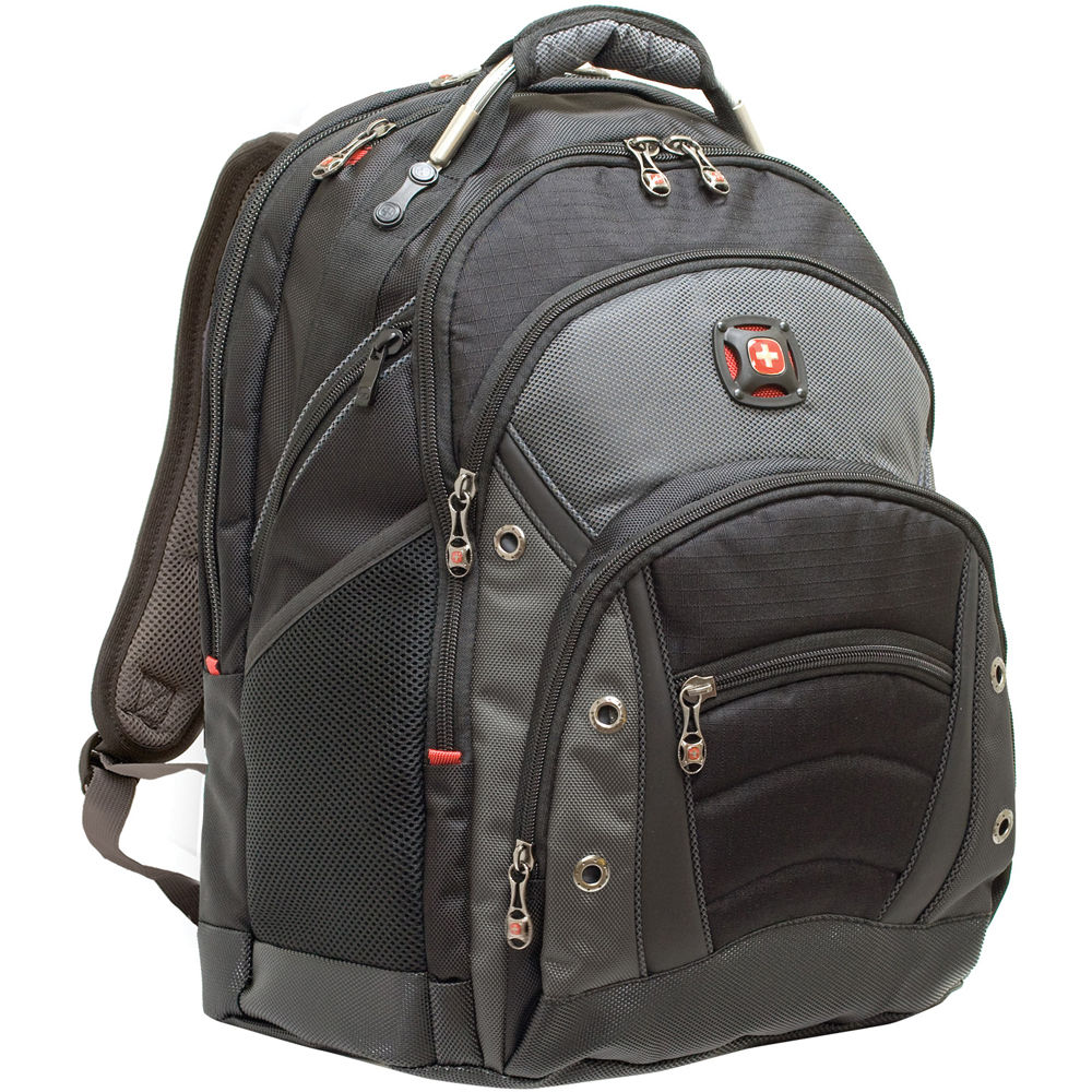 "SwissGear Synergy 16"" Computer Backpack 27305140 B&H Photo"