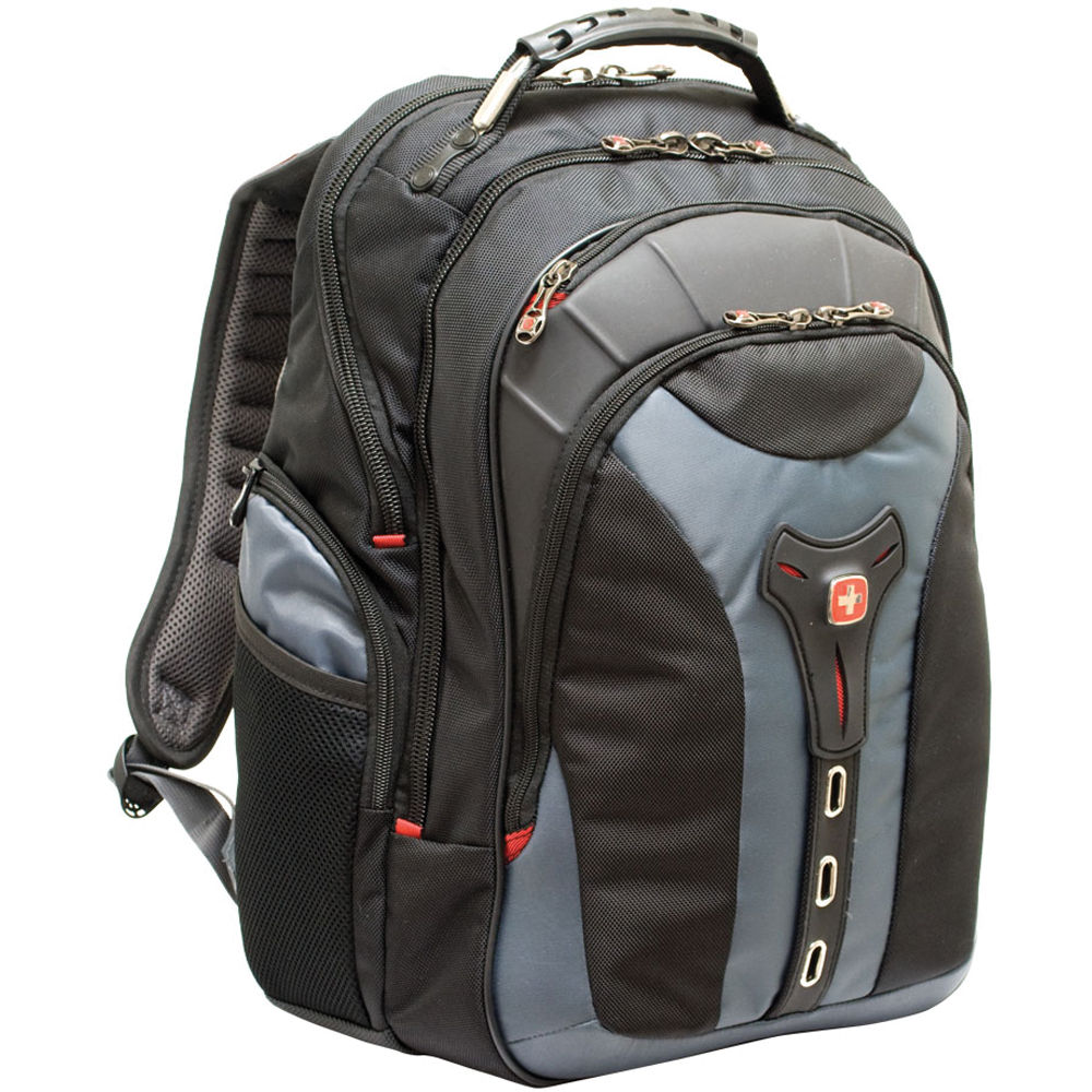 "SwissGear Pegasus 17"" Computer Backpack 27306060 B&H Photo"