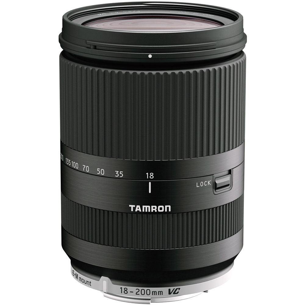 tamron 18 200mm f 3 5 6 3 di iii vc lens for canon. Black Bedroom Furniture Sets. Home Design Ideas