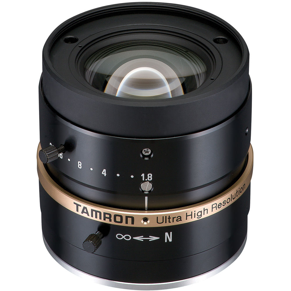 tamron machine vision lenses