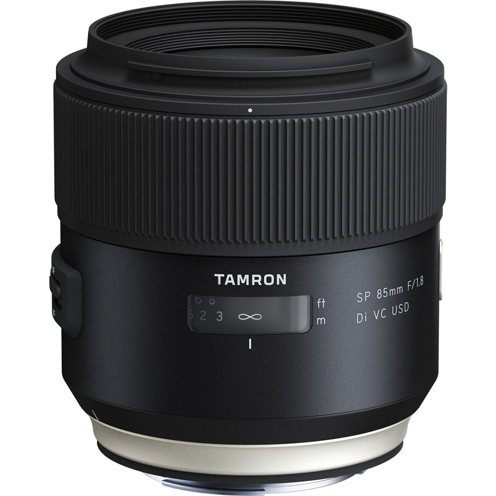 b39a894169c7 Tamron SP 85mm f/1.8 Di VC USD Lens for Canon EF