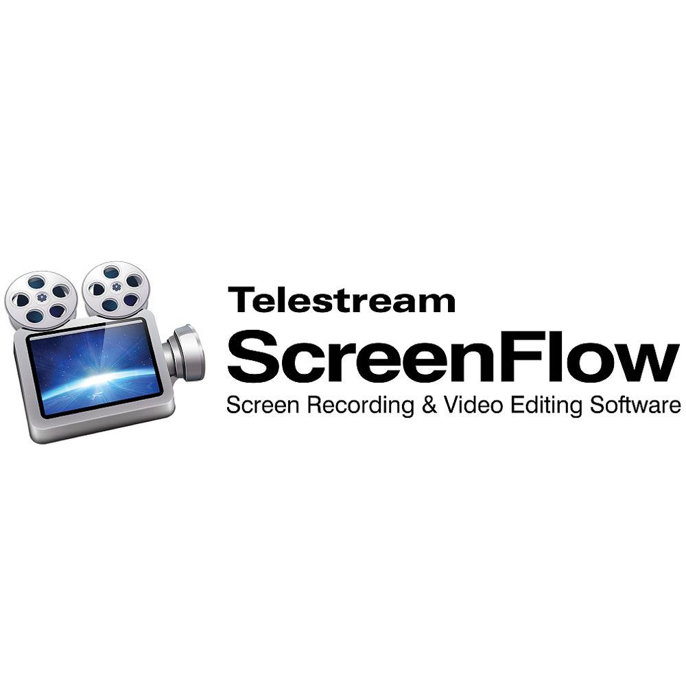Telestream ScreenFlow 4.0 (Electronic Download) SCREENFLOW4 B&H