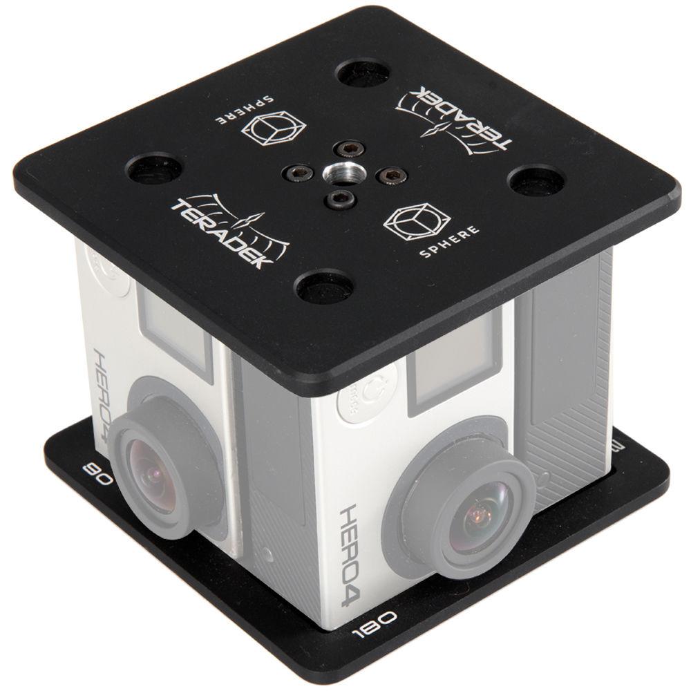 GoPro Hero 4 VR Kit