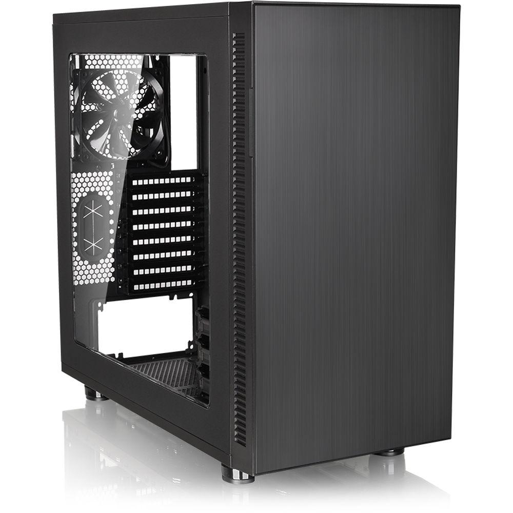 Thermaltake Suppressor F31 Mid Tower Case Ca 1e3 00m1wn 00 B Amp H