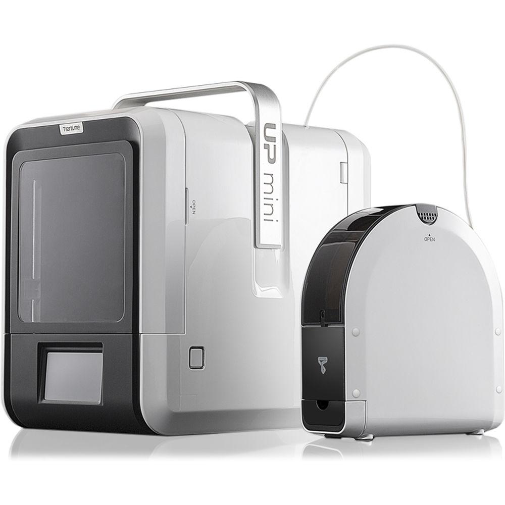 Tiertime UP Mini 2 3D Printer 3DP-12-4E B&H Photo Video
