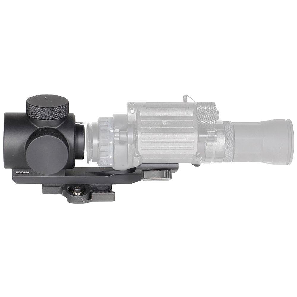 torrey pines logic zero lens riflescope to pvs 14 tp h zl pvs14