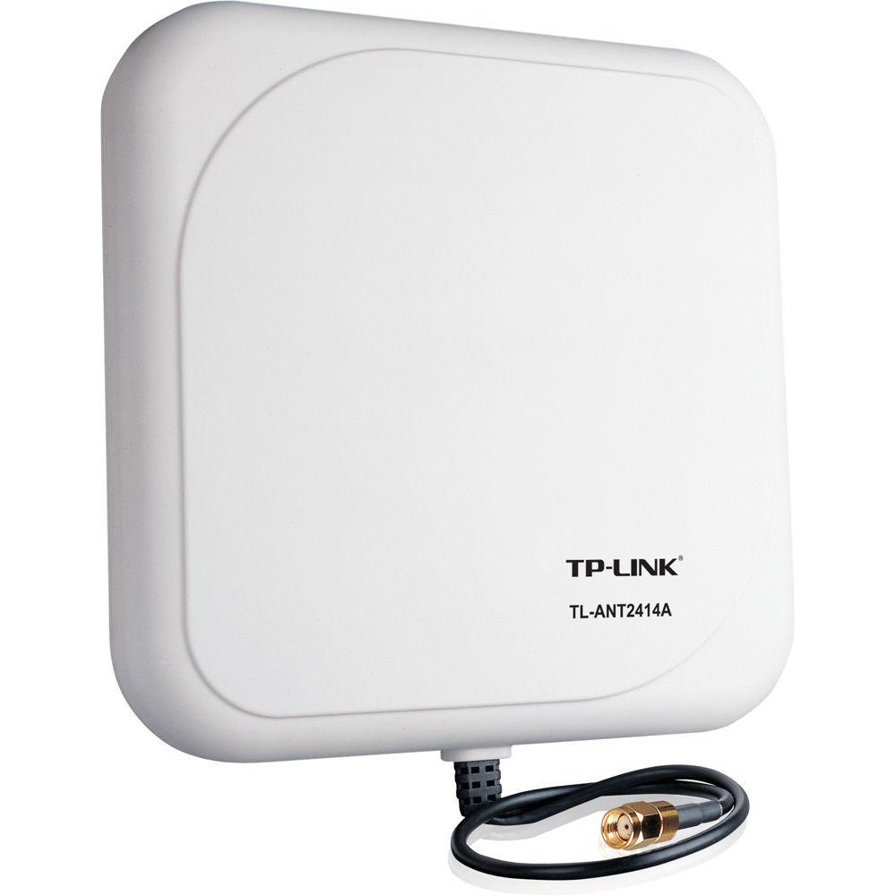 TP-Link TL-ANT2414A 2.4 GHz 14 dBi Outdoor TL-ANT2414A B\u0026H Photo