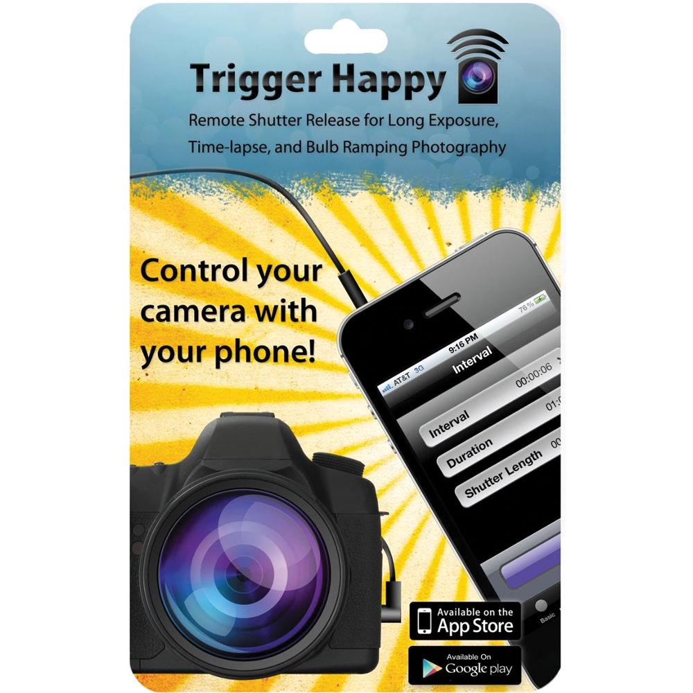 Trigger Happy N3 Camera Remote For Select Nikon Blb M2 M3 Printed Circuit Board Control Pc Boards Shop Cameras