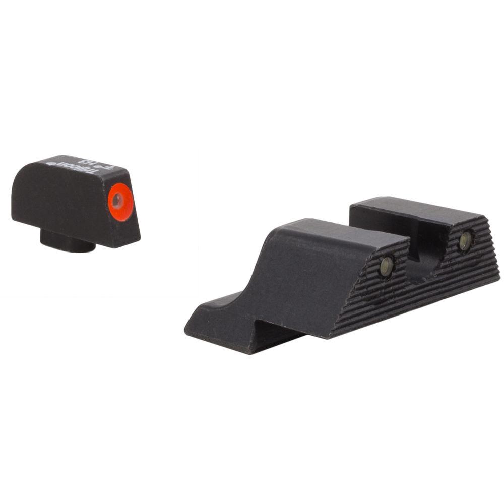 trijicon glock hd xr night sight set gl601 c 600836 b h photo