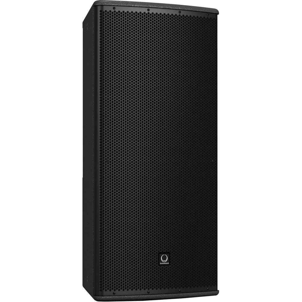 Turbosound Athens Tcs122 94 An 2500w 2 Way 12 94an Phase Control Loudspeaker Black