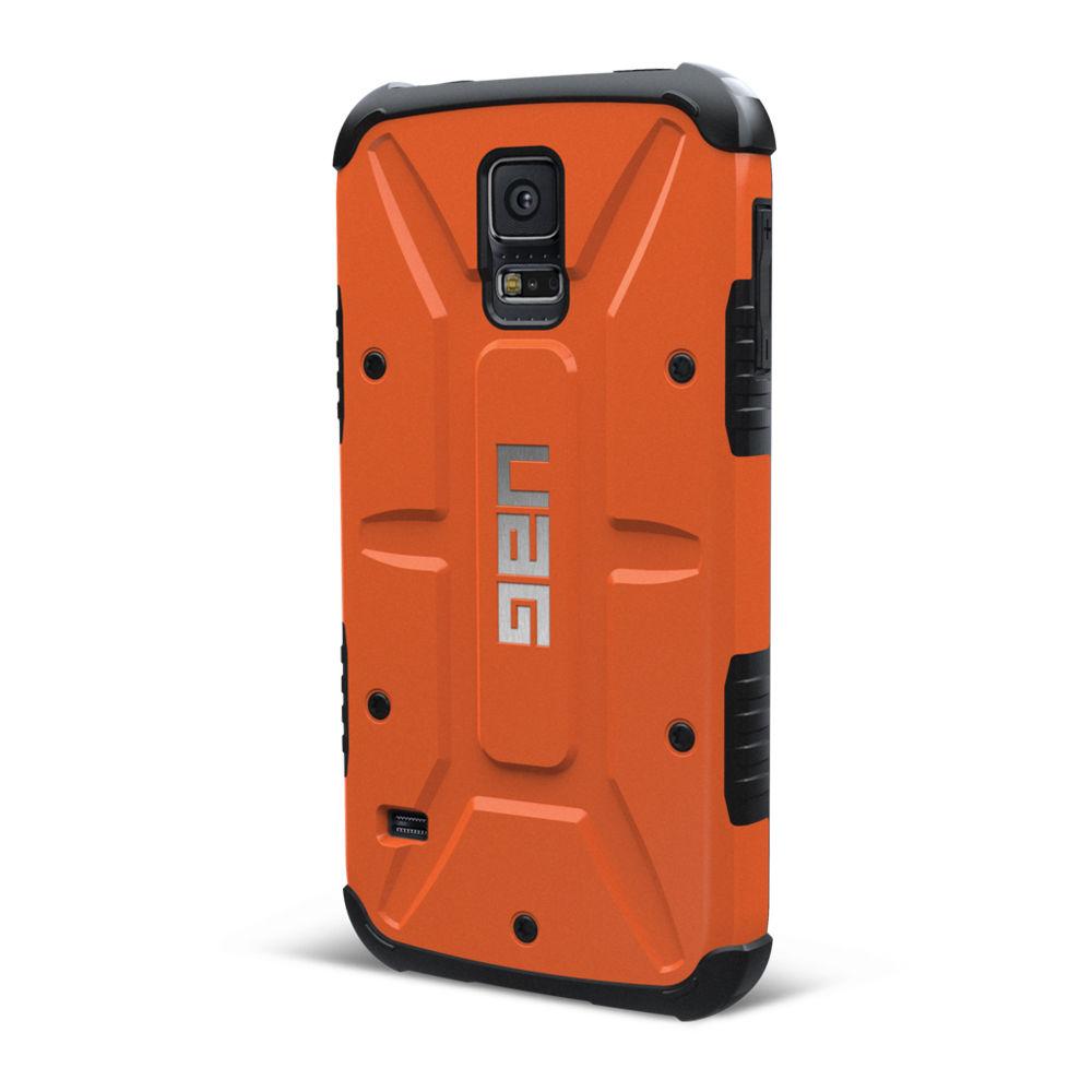 UAG Composite Case for Galaxy S5 (Outland) UAG-GLXS5-RST Bu0026H