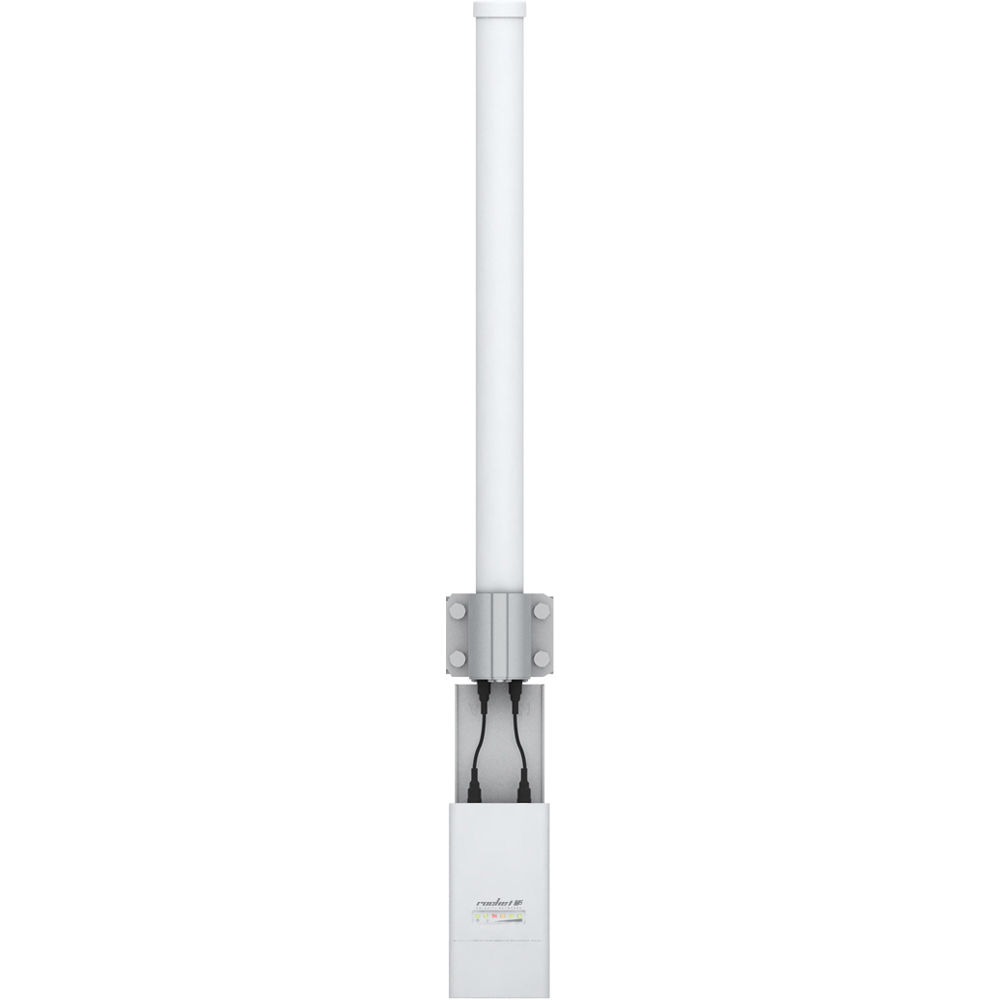 detailed look a4d19 c7cae Ubiquiti Networks AirMAX Omni 2x2 Dual Polarity MIMO Antenna
