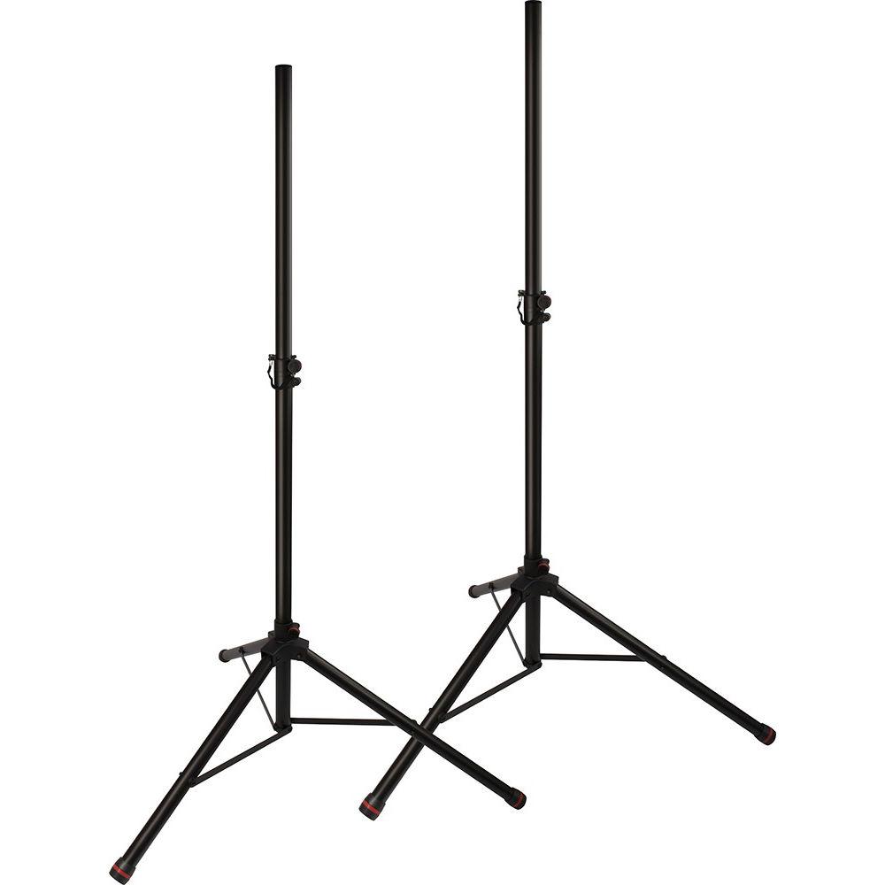 ultimate support jamstands ts50 2c tripod speaker js ts50 2c b h. Black Bedroom Furniture Sets. Home Design Ideas