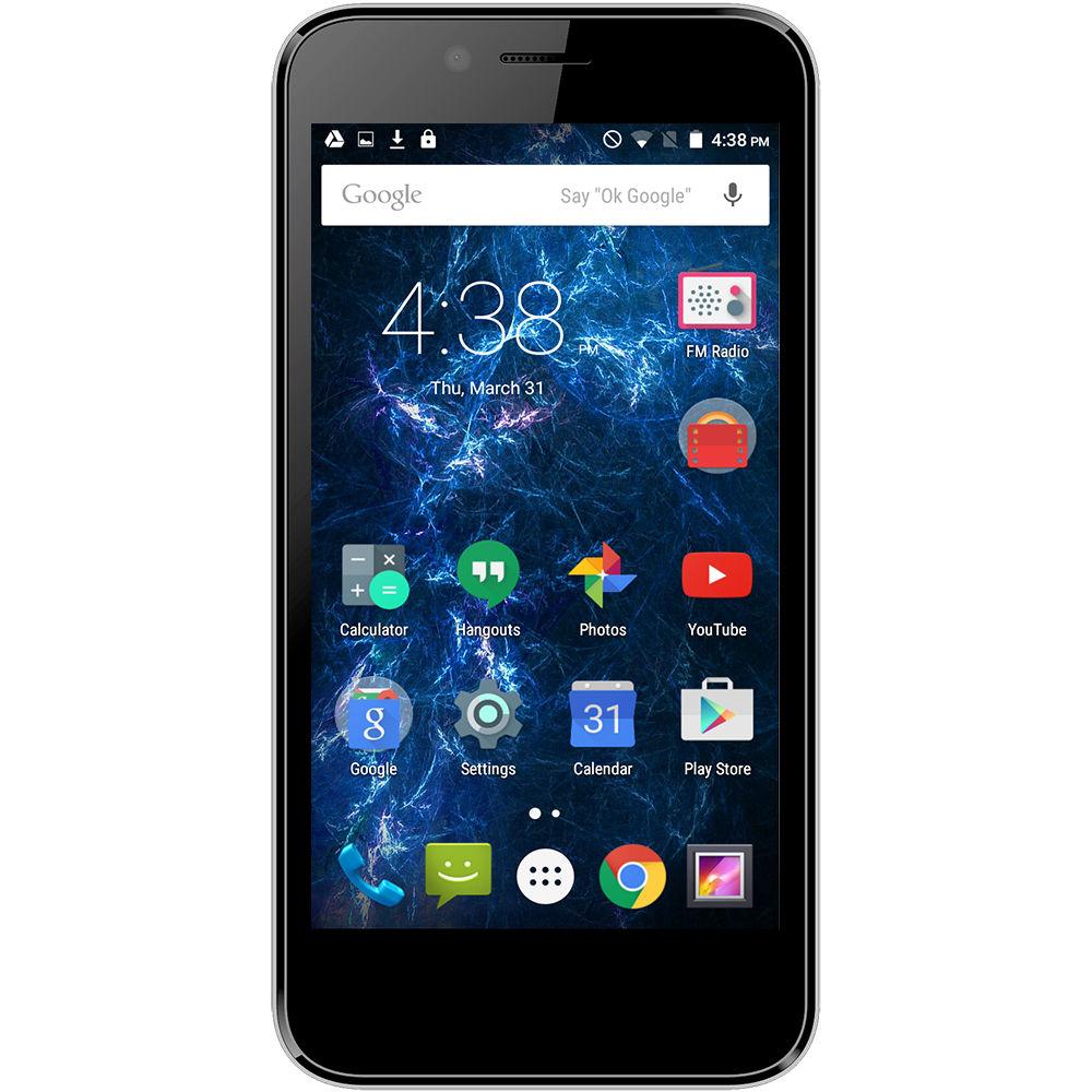 Unnecto Bolt U-5151 8GB Smartphone U-5151-2NA BOLT SIL B&H ...