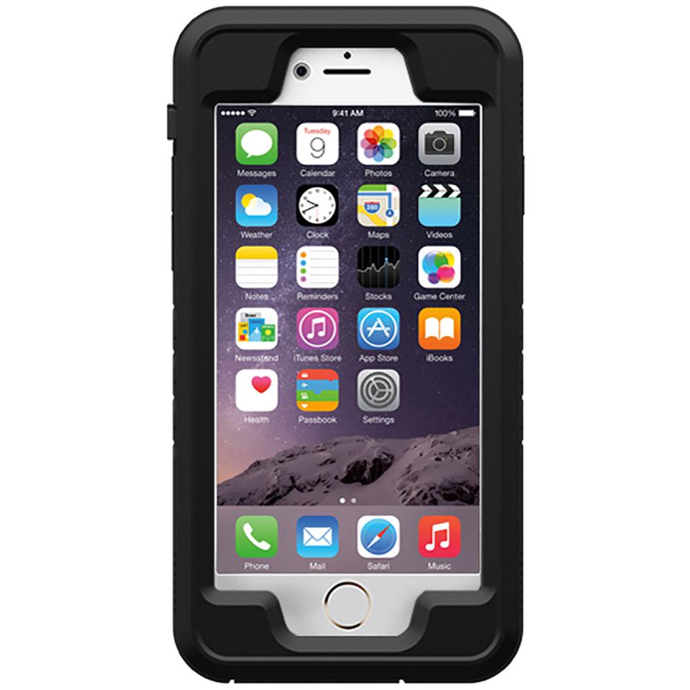 urge basics waterproof case for iphone 6 6s ub 02 0001 blk b h. Black Bedroom Furniture Sets. Home Design Ideas