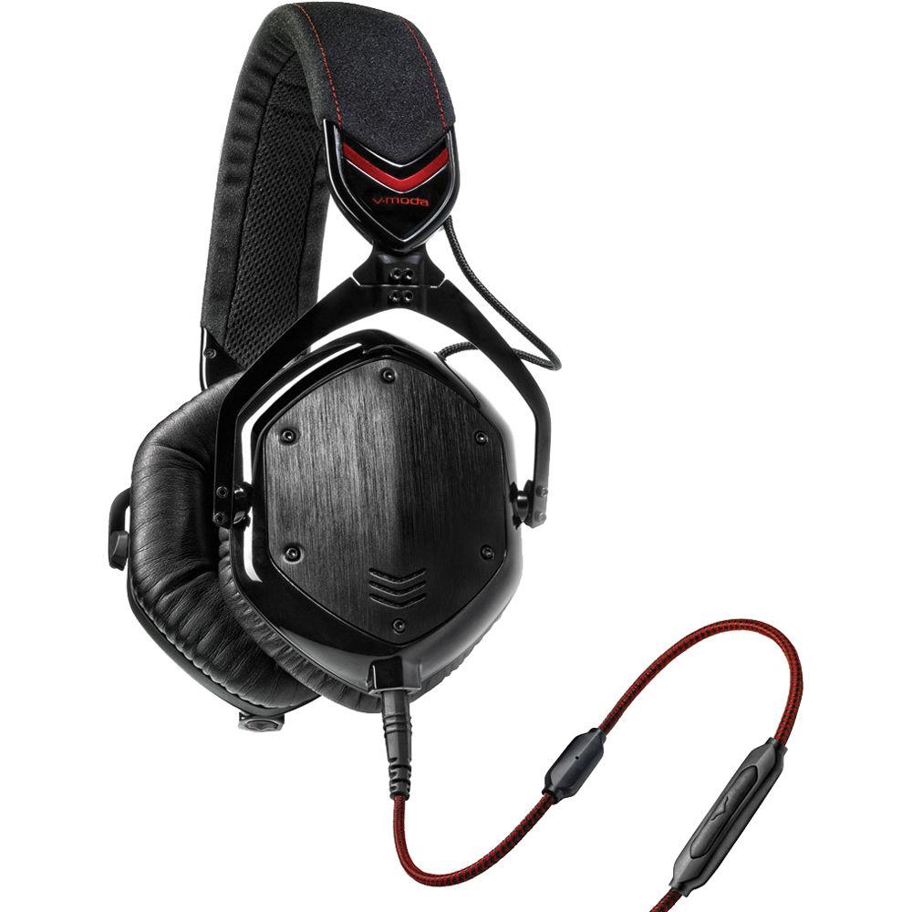 v moda crossfade m 100 headphones shadow m 100 u sd b h. Black Bedroom Furniture Sets. Home Design Ideas