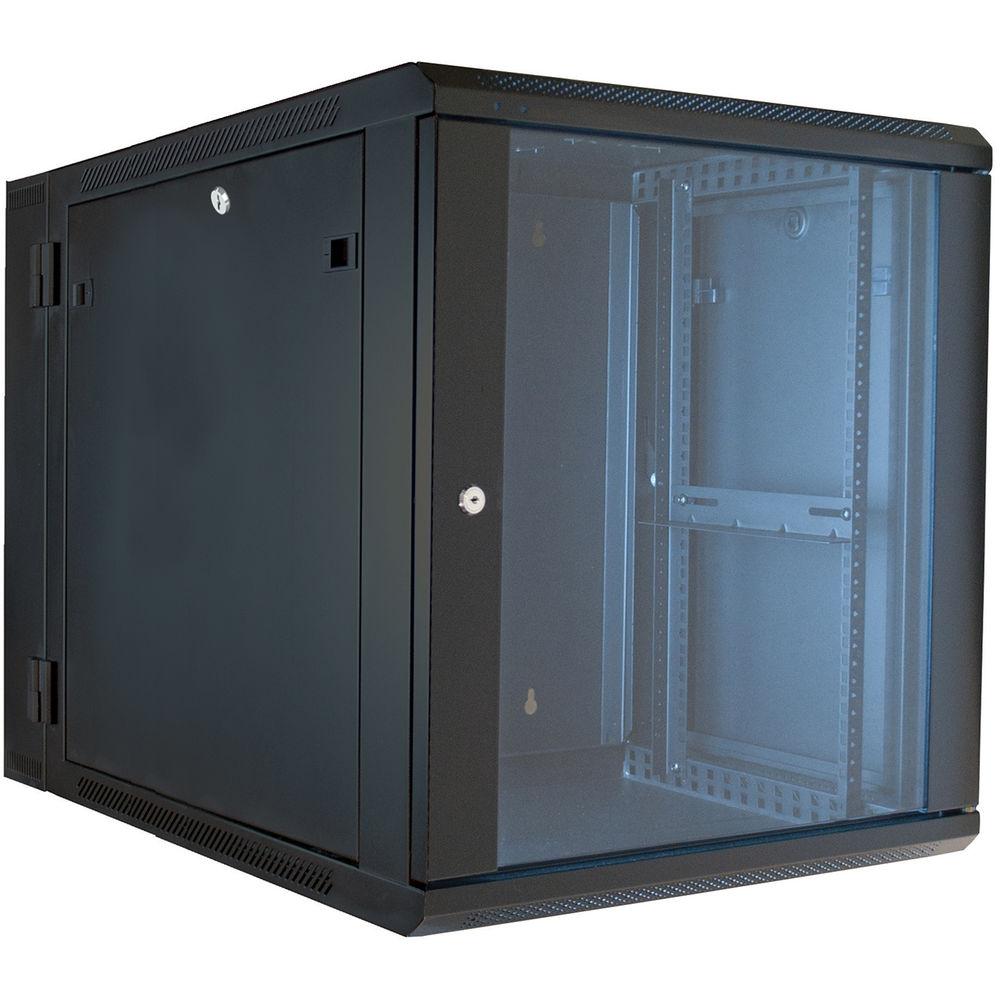 wall equipment linier mount reg fixed rack cabinets