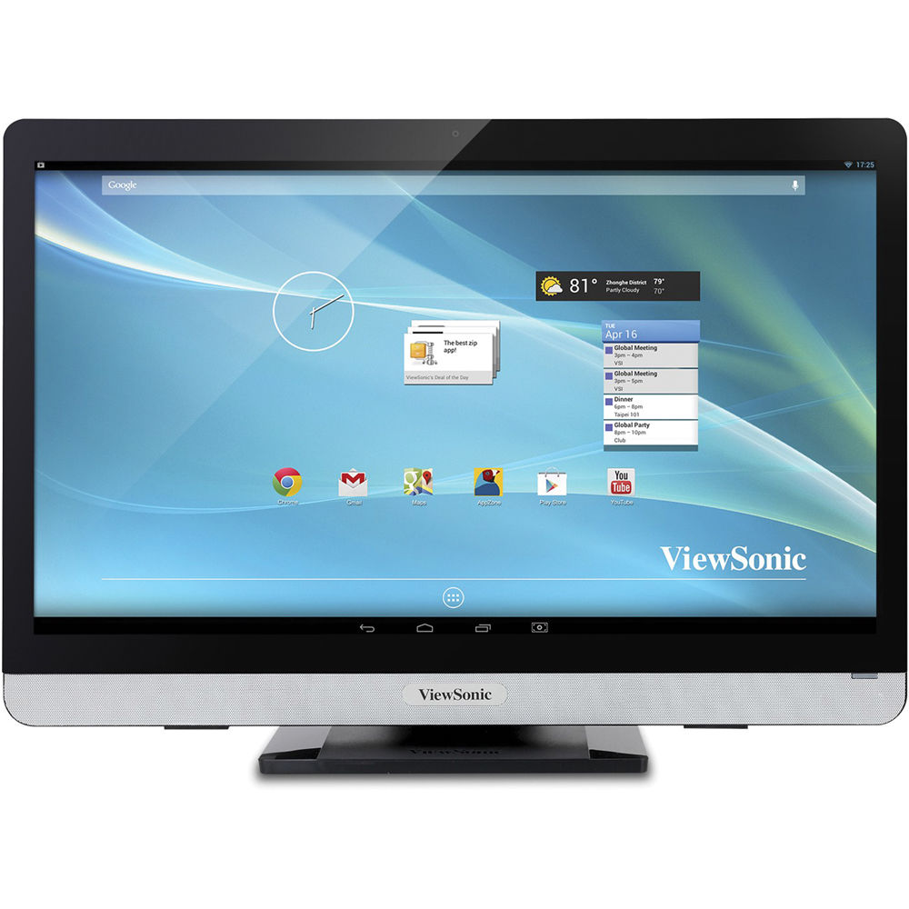 ViewSonic VSD231 All-in-One Android Smart VSD231-BKA-US0 B&H