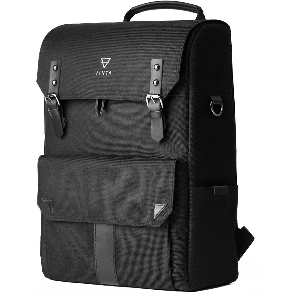 Vinta S-Series Backpack Travel Bag (Black) SB-B01 B&H Photo
