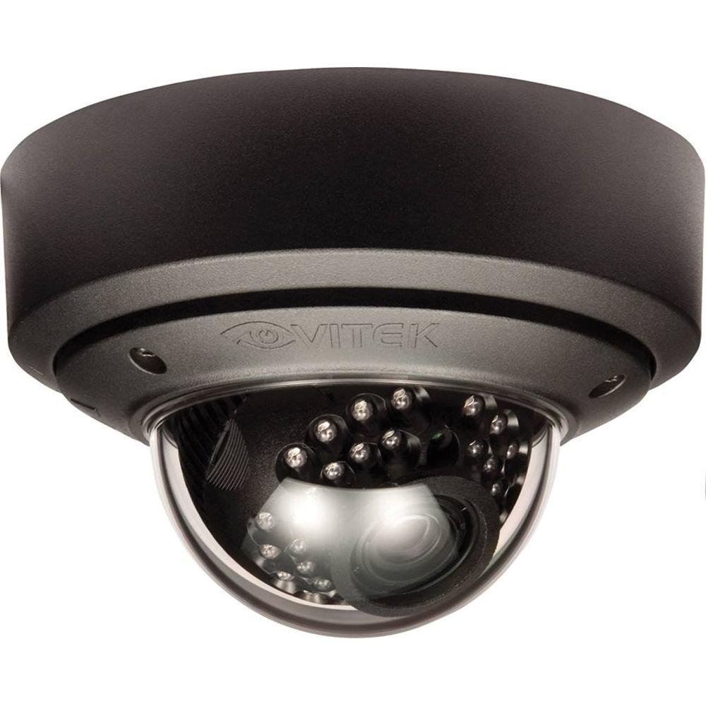 Vitek Outdoor Vandal Proof IR Mighty Dome VTD-MVP1850/L35/BHT