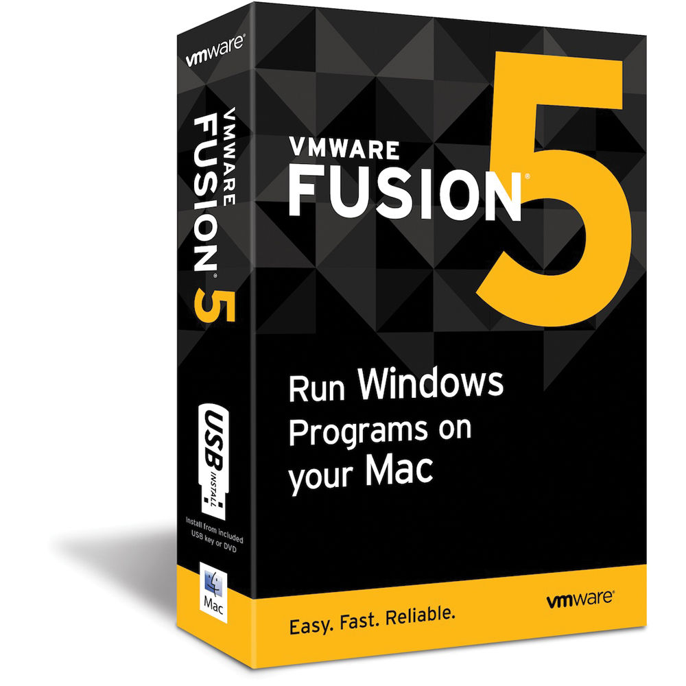 vmware fusion 5 for mac os x pro repack