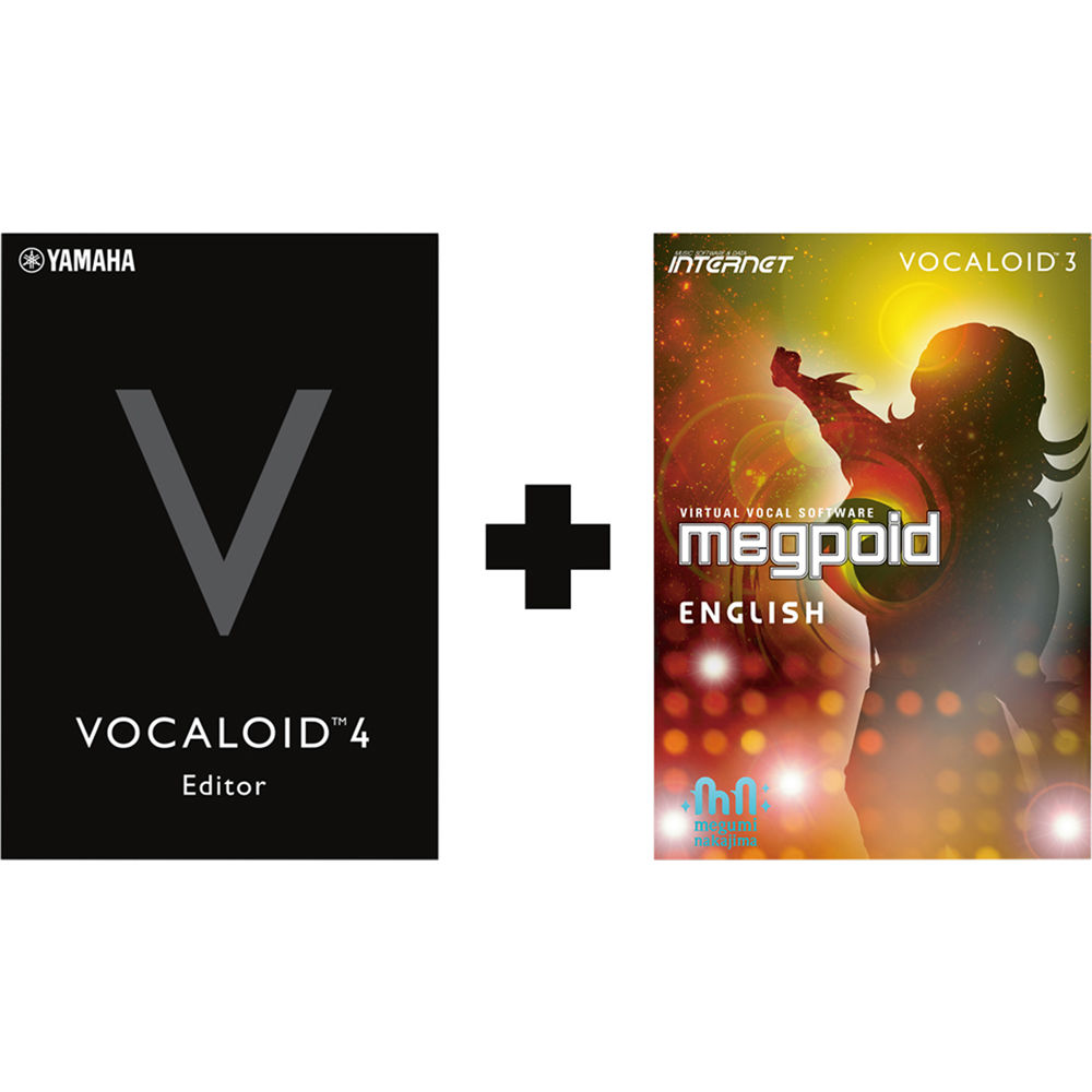 B&H Photo Video - Internet Co  Vocaloid4 Megpoid English