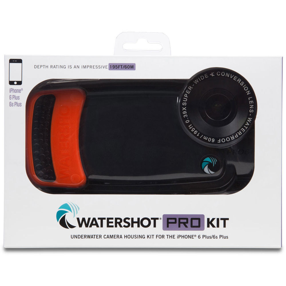 Watershot Pro Iphone  Review
