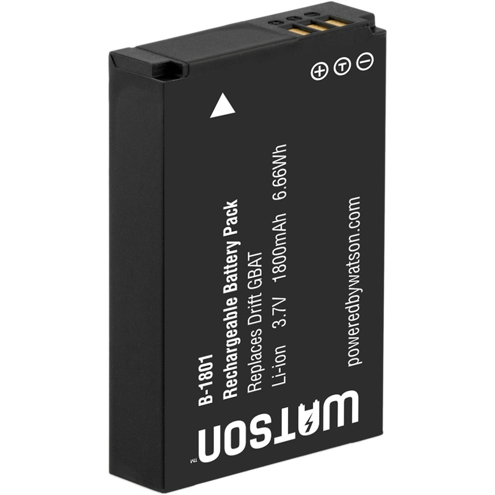 3.7v 1800mah Np-120 Li-ion Battery Pack Replacement Camera