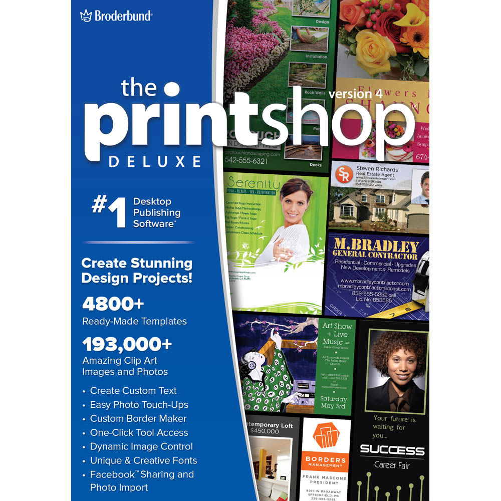 Mar 31,  · Find helpful customer reviews and review ratings for Encore Print Shop Professional at sdjhyqqw.ml Read honest and unbiased product reviews from our users.
