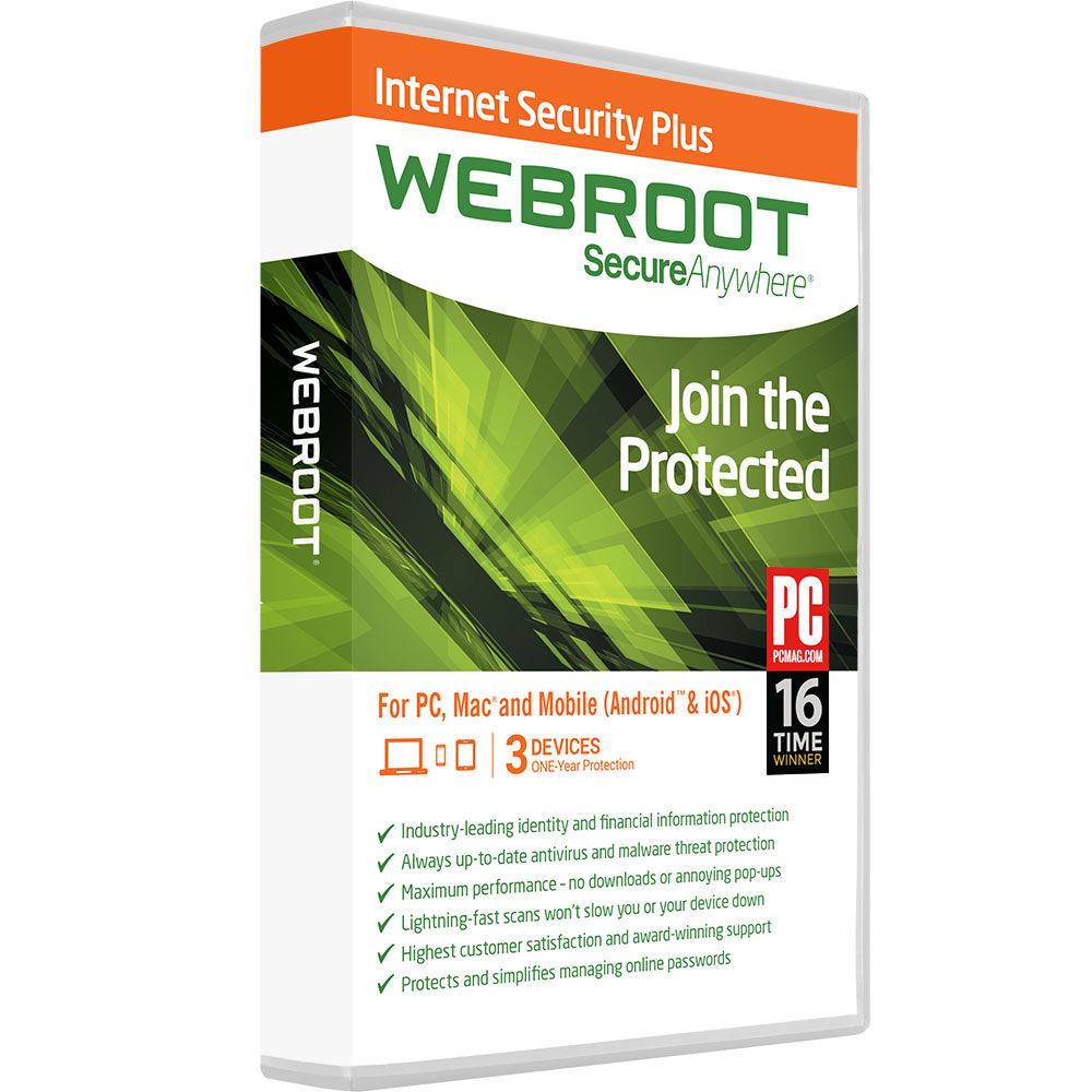 During the Offer Period, you will receive $ off the purchase price (excluding applicable taxes) when you purchase a 1 year / 5 device subscription to Webroot SecureAnywhere® Internet Security Complete, and $ off the purchase price (excluding applicable taxes) when you purchase a 1 year / 5 device subscription to Webroot® WiFi Security/5(K).