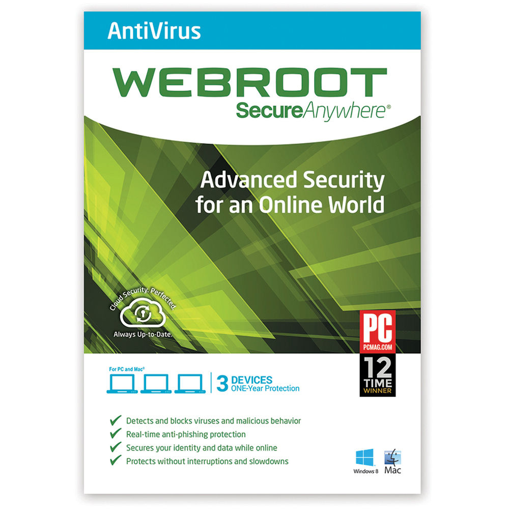 Create or log into your Webroot account here. Manage your security across multiple devices, with any Webroot product. Get started today!