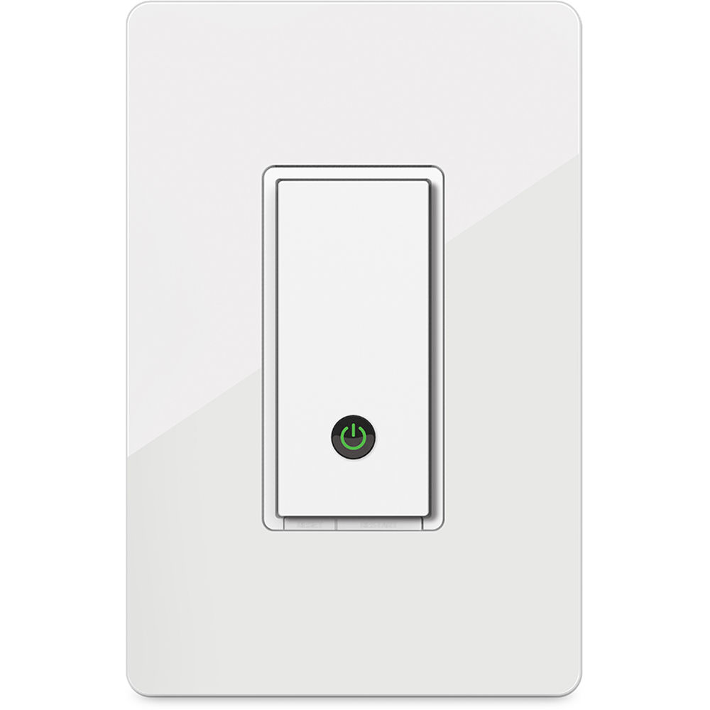 Wemo Wemo Light Switch F7c030fc B H Photo Video