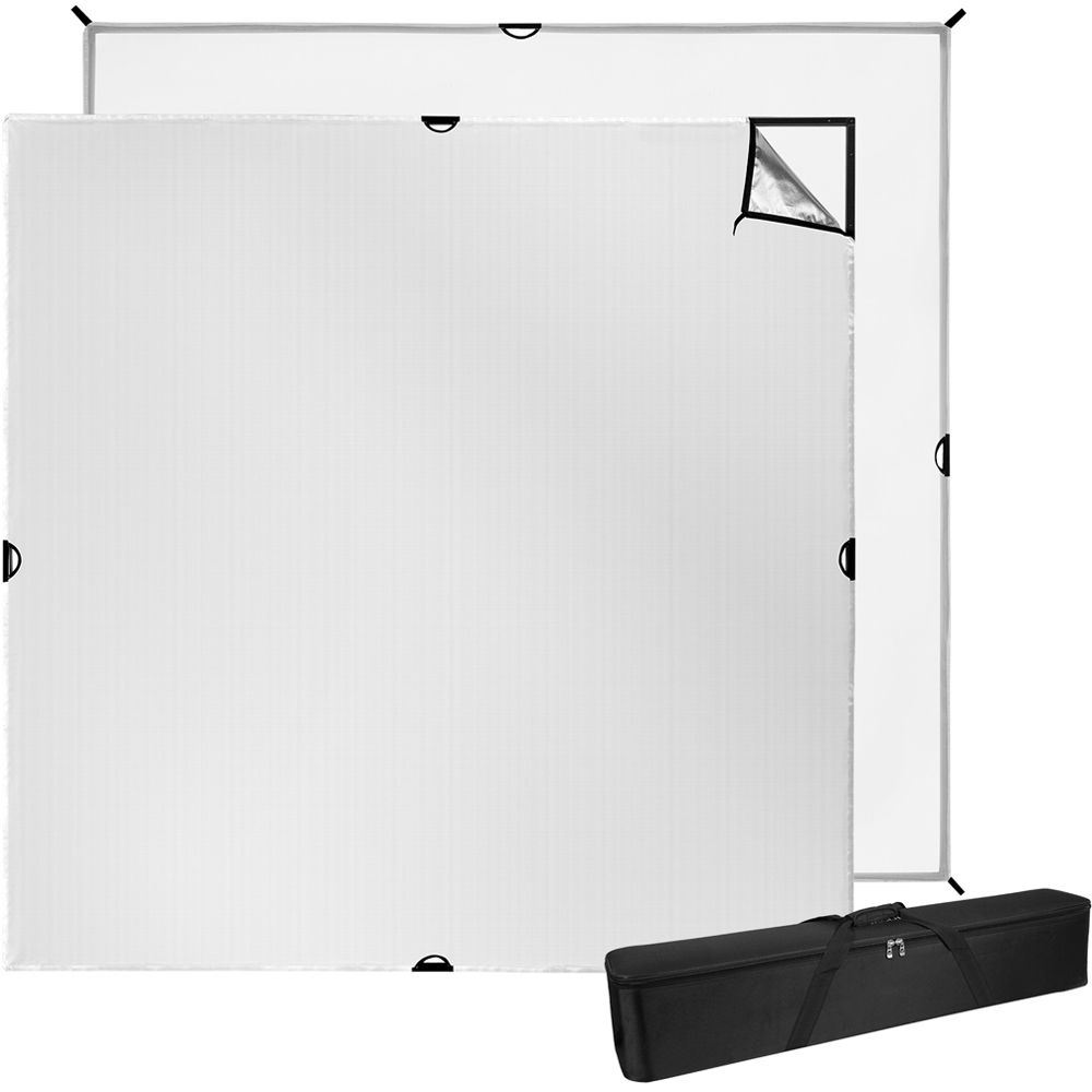 Westcott 8x8\' Scrim Jim Cine Kit 1819-N B&H Photo Video