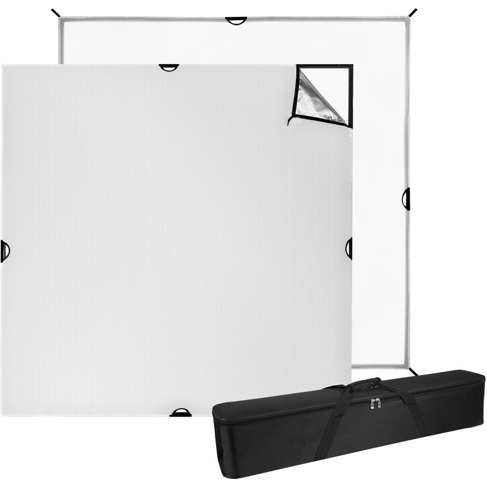Westcott 6x6\' Scrim Jim Cine Kit 1895-N B&H Photo Video