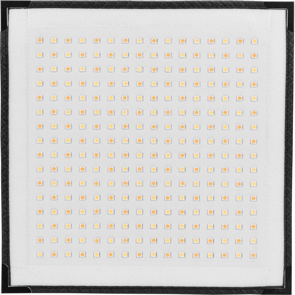 westcott flex bi color led mat 1 x 1 39 7492 b h photo video. Black Bedroom Furniture Sets. Home Design Ideas