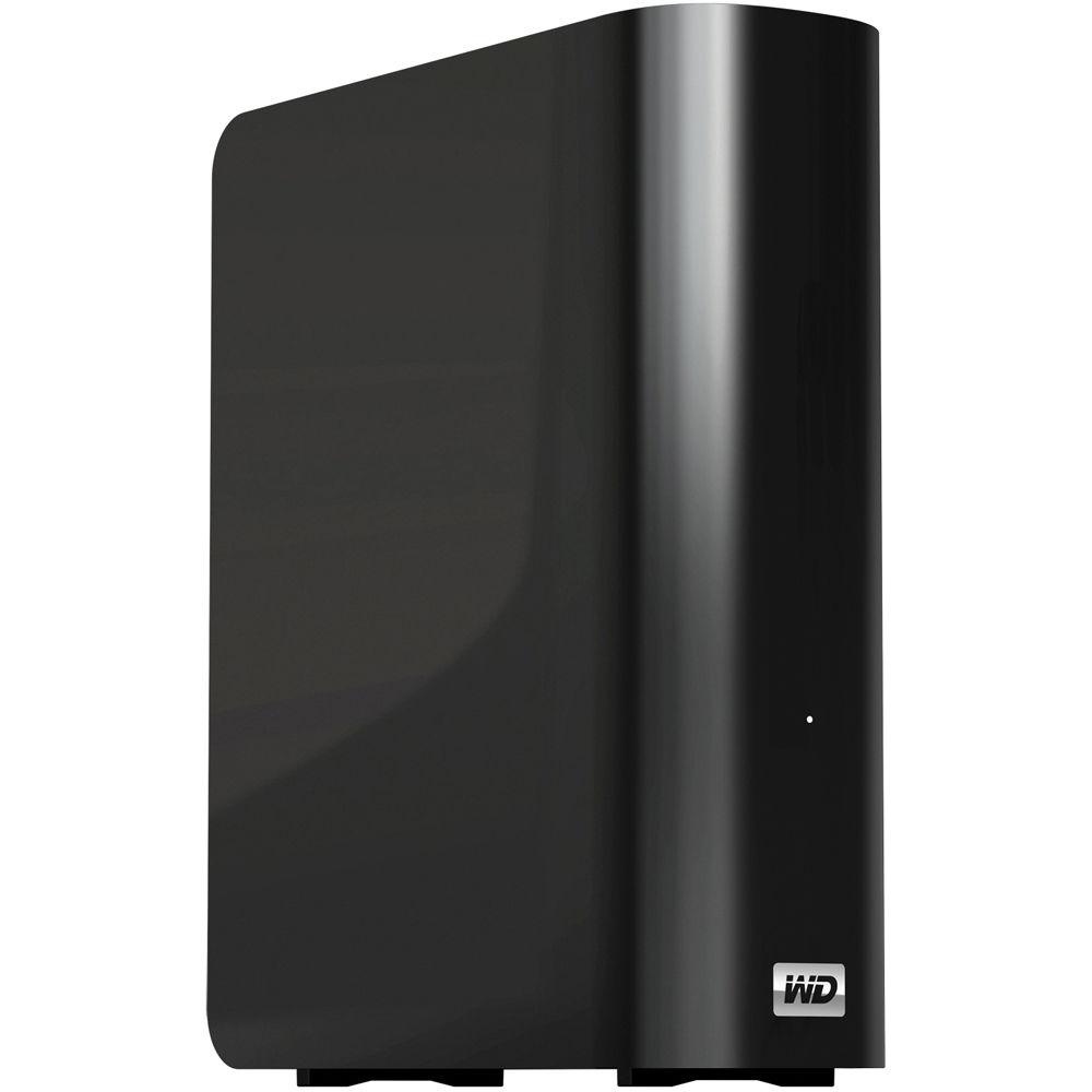 WD 3TB My Book External Hard Drive for Mac WDBEKS0030HBK-NESN