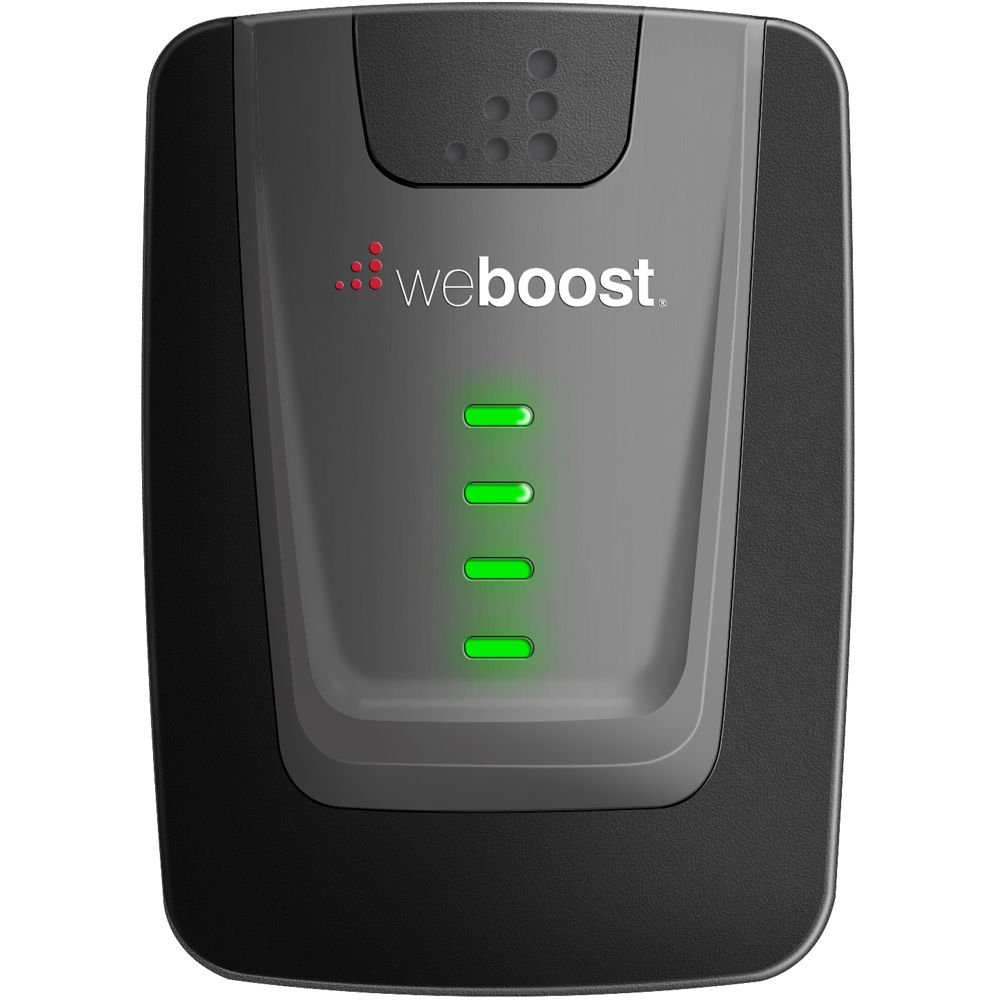 weBoost Home 4G Cellular Signal Booster for 1-2 Rooms ...