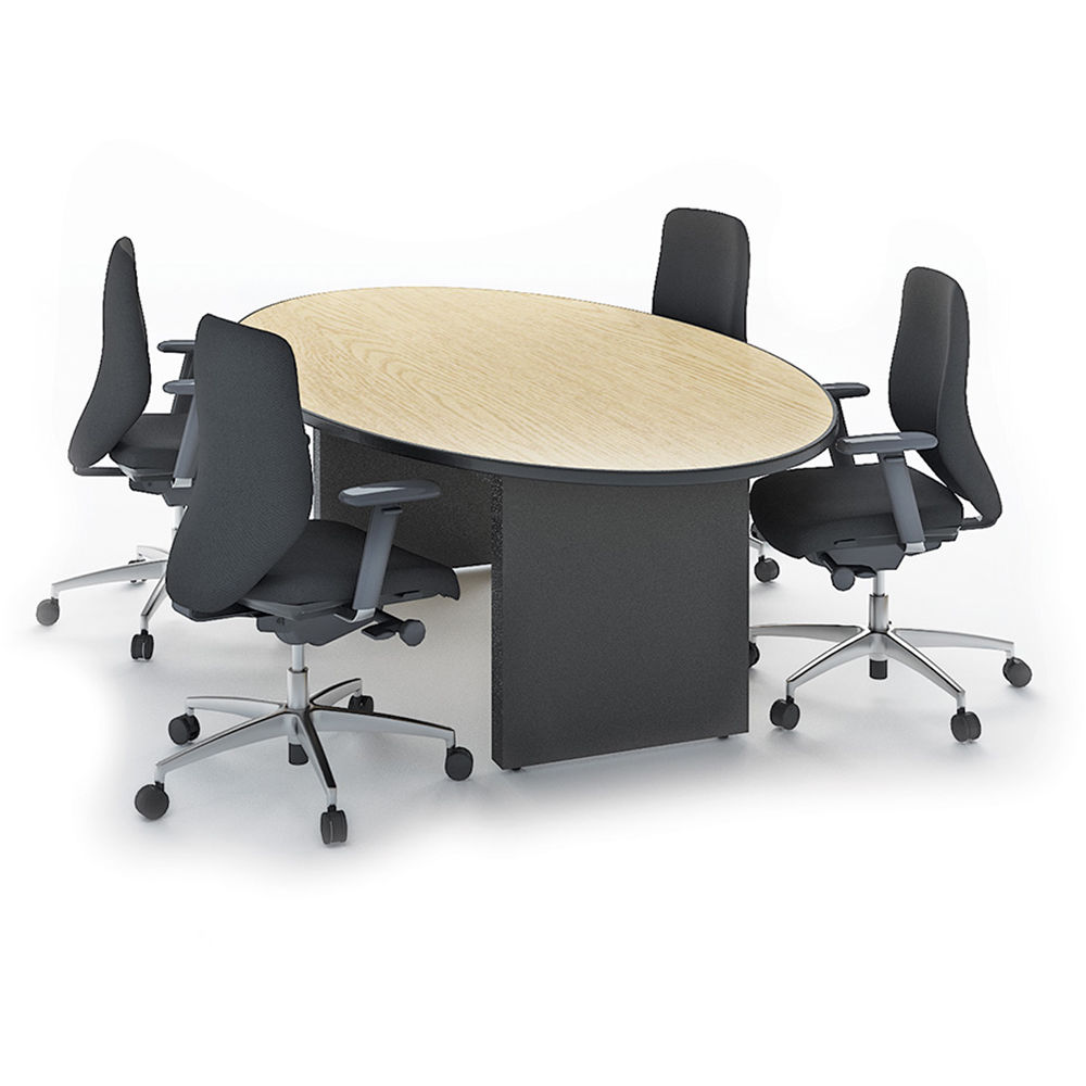 Winsted Oval Conference Room Table M BH Photo Video - Oval conference room table