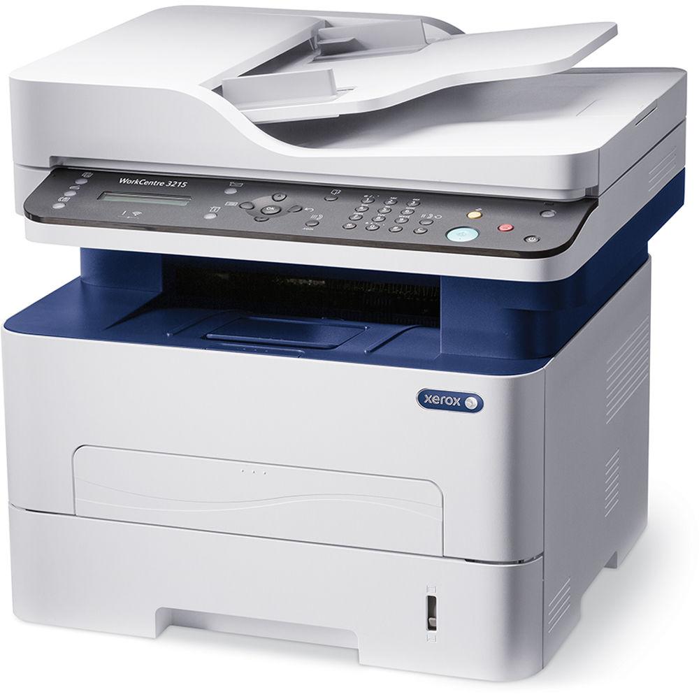 Xerox Workcentre 3215 Monochrome All In One Laser Printer
