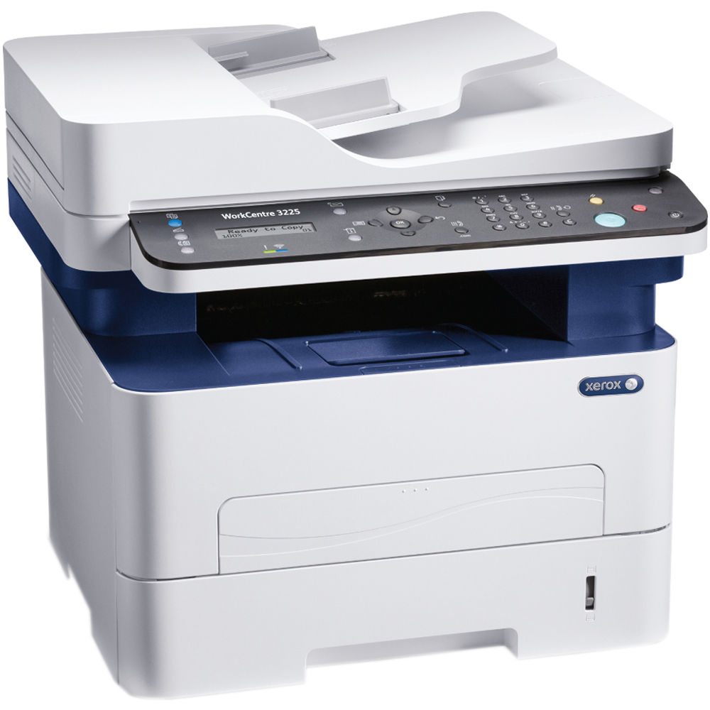 Xerox Workcentre 3325 All In One Monochrome Laser 3325 Dni B Amp H