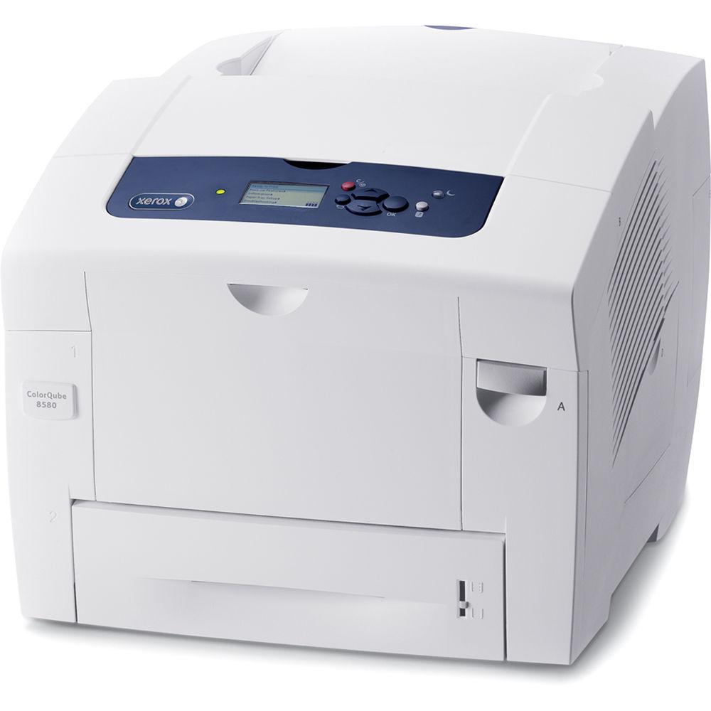 Xerox ColorQube 8580 DN Color Solid Ink Printer