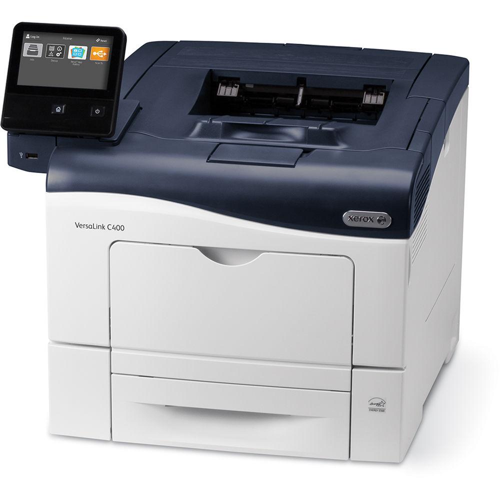 Xerox color laser printers - Xerox Versalink C400 Dn Color Laser Printer