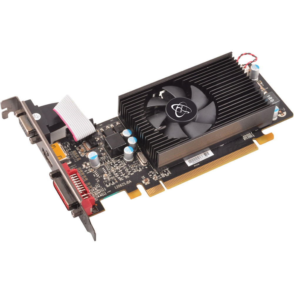 Xfx Force Amd Radeon Hd 6670 Graphics Card Hd 667x Clf3 B H