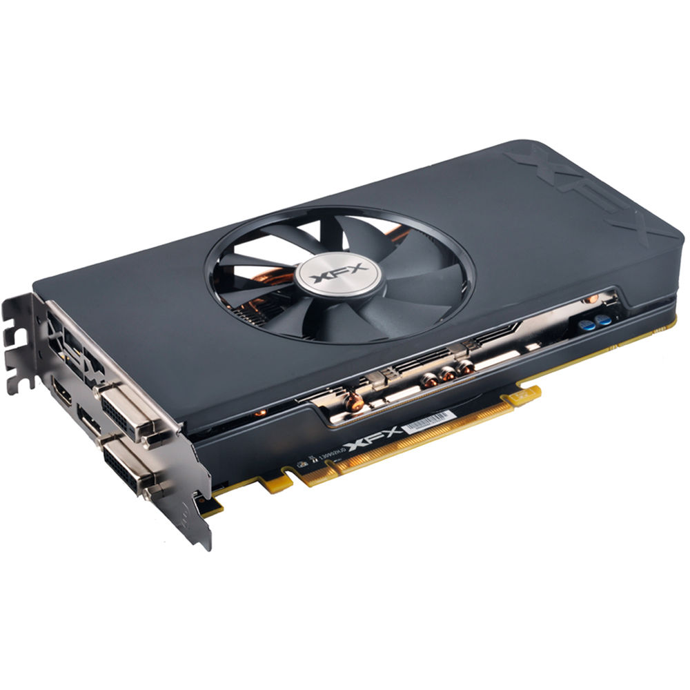 XFX Force Radeon R7 370 Core Edition Graphics Card R7370P2SF5