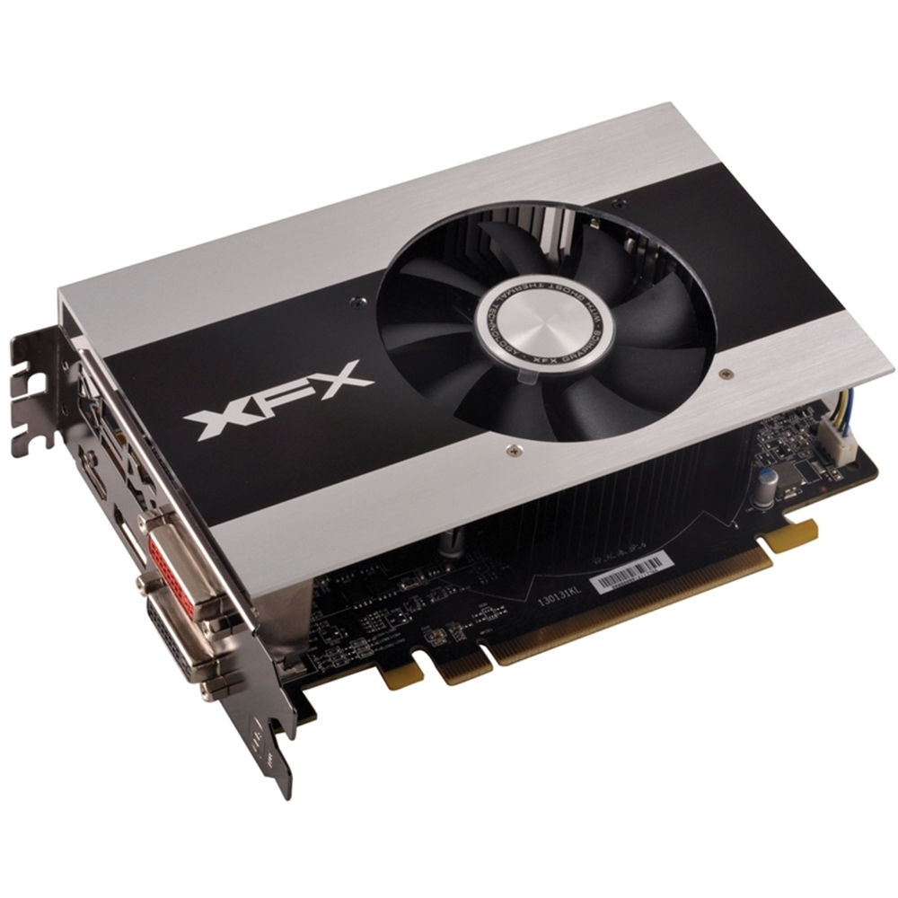 XFX Force Radeon R7 260X Core Edition Graphics Card R7-260X-ZNJ4